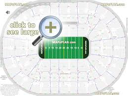 Ideas Collection Moda Center Seating Chart With Rows Amazing
