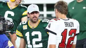 Tom Brady trolls Aaron Rodgers about ...