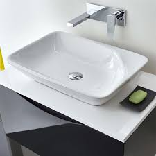 countertop basins oval rectangular square round small bowls drench