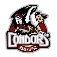 bakersfield condors vector logo