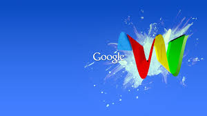 google powerpoint background.  Google Google Waves Background With Powerpoint E