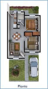 Decoración Y Diseño De Interiores De Casas Pequeñas 70 Fotos E IdeasDiseo De Casas Pequeas