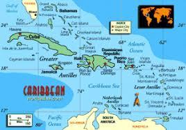 Caribbean Islands Comparison Chart Caribbean Fact Sheet