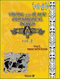 Ornamental Designs Photo Book Viking And Slavic Ornamental Designs Book By Igor Gorewicz