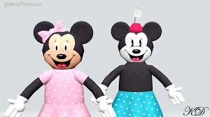 The lovely Minnie Mouse | Minnie mouse, Minnie, Sims 4