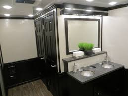 Top  Reasons Portable Restrooms From Johnny On The Spot Are The - Luxury portable bathrooms