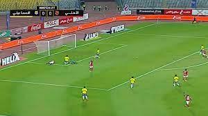 اهداف مباراة الاهلي والاسماعيلي (3-0) الدوري المصري - بطولات