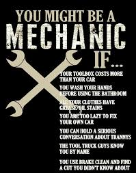 Hilarious Adult Mechanic Quotes