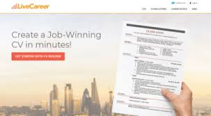 Livecareer Co Uk Welcome To Livecareer Co Uk Livecareer Cv Maker Free