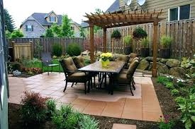 small yard landscaping ideas pictures outdoor landscaping ideas for small spaces lovable small backyard patio landscape