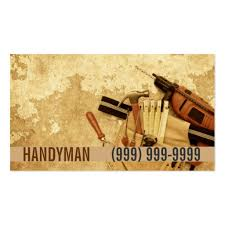 handyman business handyman business cards bizcardstudio