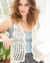 Free Crochet Vest Patterns Fascinating 48 Free Crochet Vest Patterns For Beginners Patterns Hub