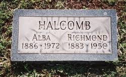 Alba Smith Halcomb (1886-1972) - Find A Grave Memorial