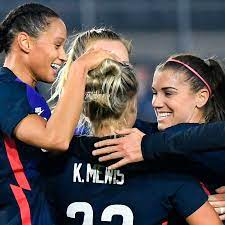 USWNT and US Soccer Settle Workplace ...