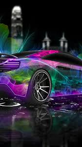 cool cars with neon lights wallpaper. Exellent Wallpaper Neon Lights Car Wallpaper Cool Wallpapers Cars Backgrounds  Sports Throughout Cars With 1