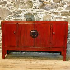 red lacquered furniture. 98002 An Antique Red Lacquer Sideboard From Central China, Circa 1870 SOLD Lacquered Furniture F
