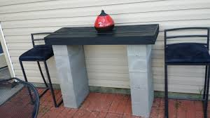 cinder block bar bar google search and backyard