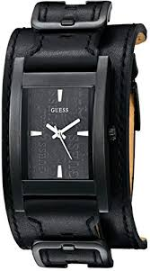 guess men s u95139g1 black leather quartz watch black dial guess men s u95139g1 black leather quartz watch black dial guess amazon ca watches