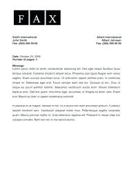 Free Fax Cover Sheet Template Word Cool Cover Letter Example Format Examples Of Fax Cover Letters Fax Cover