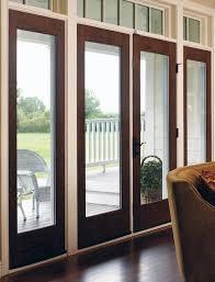 hinged patio doors tanooga hinged patio vented sidelites