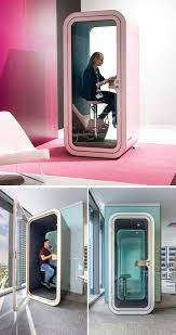 soundproofing office space. appealing soundproofing office space these soundproof phone booths design