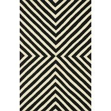 Flooring Exciting Black White Area Rugs Target For Elegant