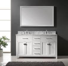 elegant black wooden bathroom cabinet. Fine Black White Ceramic Round Sink Double Bathroom Vanity Ideas Undermount  Mirror Panels Black Stained To Elegant Wooden Cabinet