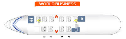 Klm Plane Seating Chart Klm Fleet Boeing 747 400 Details And Pictures