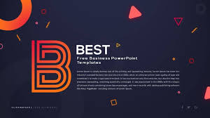 Power Point Tempaltes Best Free Business Powerpoint Templates Business Ppt