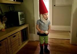 diy baby garden gnome costume