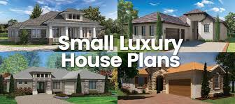 appealing small luxury house plans and designs best home ideas