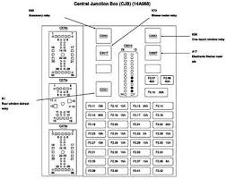 solved diagram of fuse box 2000 ford taurus inside car fixya diagram of 2000 ford taurus fuse box inside car