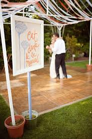 L Outdoor Wedding Dance Floor Ideas Ideaswedding