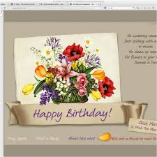 E Birthday Card Jacquielawson Com Birthday Cards Birthdaybuzz