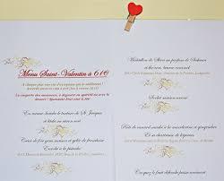 Carte De St Valentin Carte De Menu St Valentin Picture Of Auberge Weidendall
