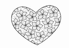 Heart Coloring Pages For Adults Fresh True Love Heart Adult Coloring