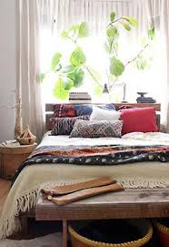 Boho Chic Bedroom styled by Blissfully Eclectic