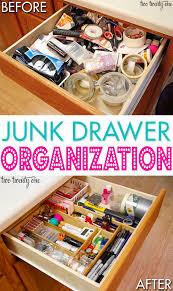 Junk Drawer Organization DIY Ideas - Genius Organizing Ideas For ALL Junk  Drawers