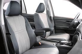 honda pilot front seat covers