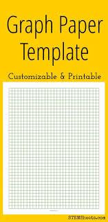 crochet graph paper graph paper customizable and printable handwriting pinterest