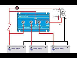 installing a battery isolator on a boat Perko Dual Battery Switch Wiring Diagram Isolater Solenoid for RV Shut Off