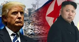 Image result for رد گزینه «مذاکره» برای حل بحران کره از سوی ترامپ
