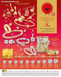 Small Picture Habib Jewels Chinese New Year Promotion