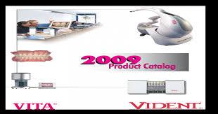 2009 Vita Catalogcerec Pdf S3 Vita 3d Master Shade Guide