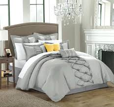 white and silver comforter set nursery sets king with glam bedding as hollywood bedspread black be