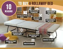 Rollaway Beds For Sale: A Comparison Of The Best Folding Guest Beds