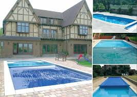automatic swimming pool covers coverstar automatic safety swimming pool covers