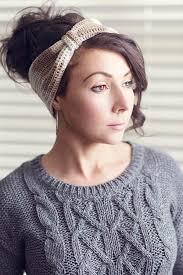 Easy Crochet Headband Pattern Free Simple Free Crochet Latte Headband Pattern Expression Fiber Arts A