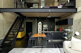 industrial home furniture. Imposing Industrial Home Design Meets Modern Furniture . I
