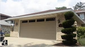 amarr heritage garage doors. amarr heritage 3000 garage door with glass top section installed in addison doors